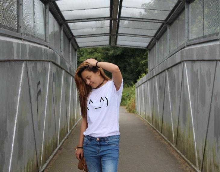 Cute Emoji T-Shirt