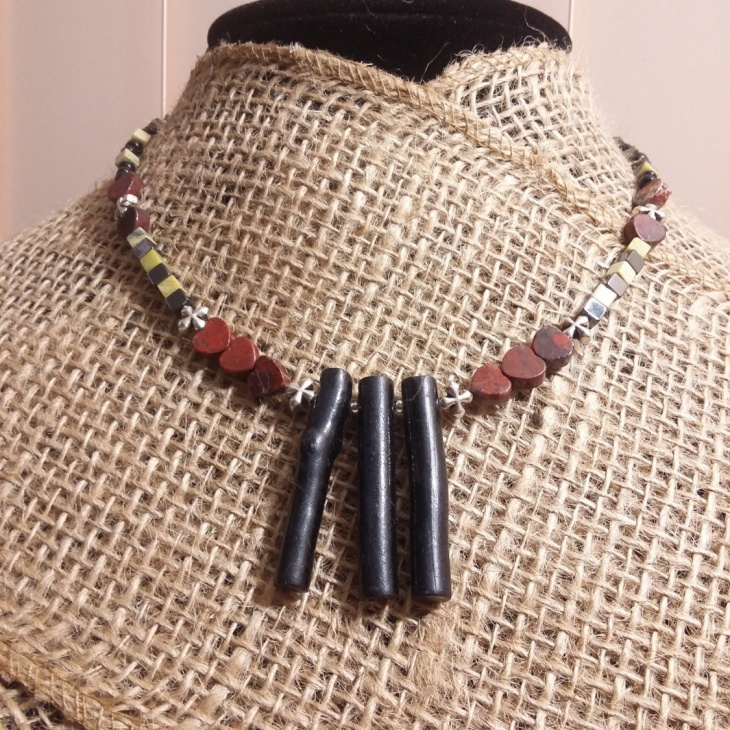Tribal Artisan Jewelry Design