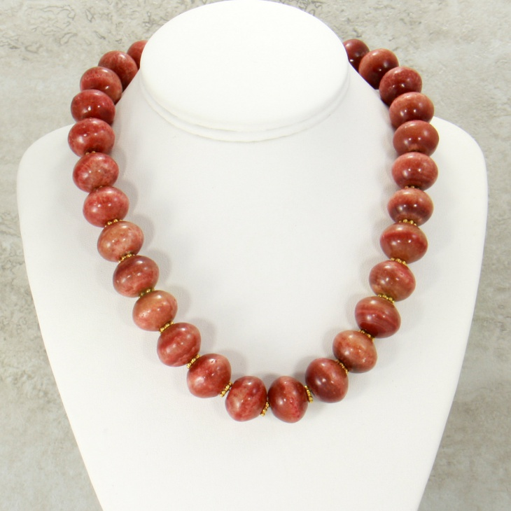 Artisan Jewelry Statement Necklace