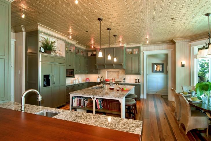 Modern Ceiling Tiles Design