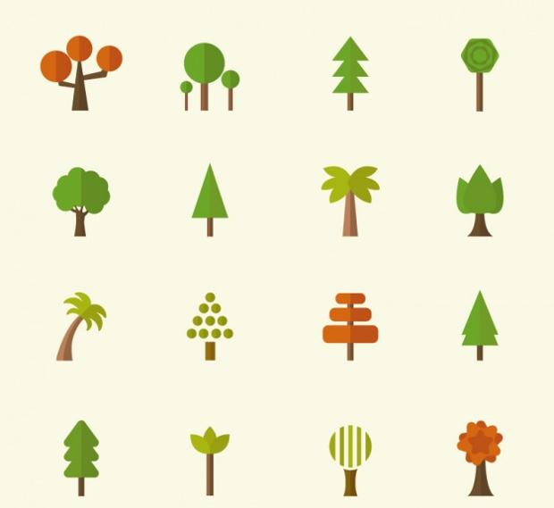 Free Tree Icons