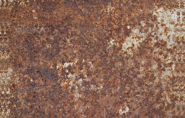 18 Rusty Metal Textures Patterns Backgrounds