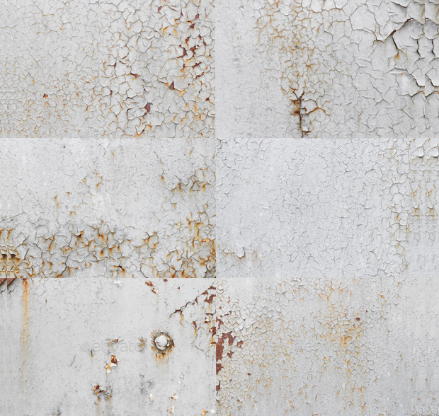 cracked rust textures