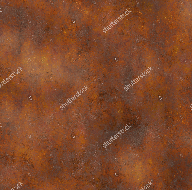 rusty corroded metal texture