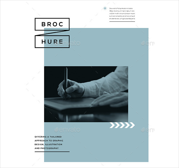 Corporate Service Brochure Template