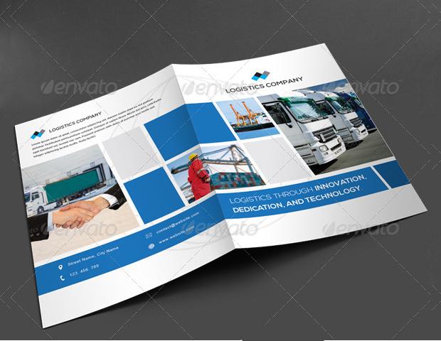 Logistics Service Brochure