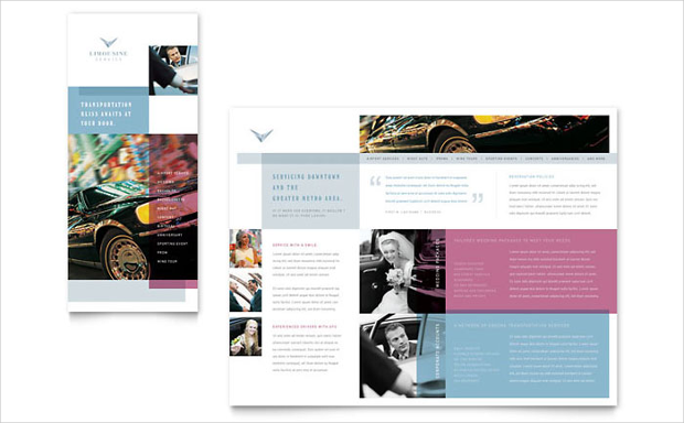 Photography Services Brochure Template