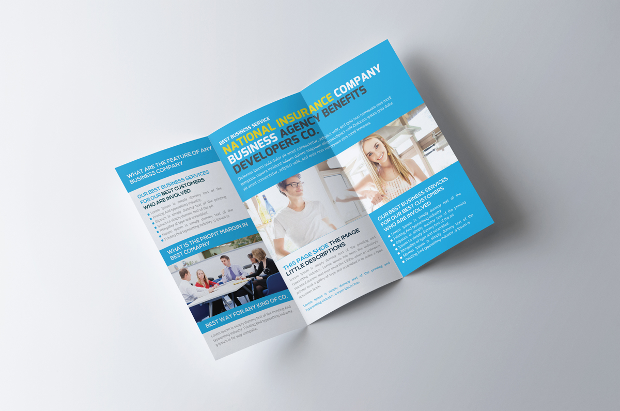 Insurance Services Brochure