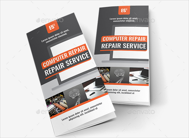 Service Trifold Brochure