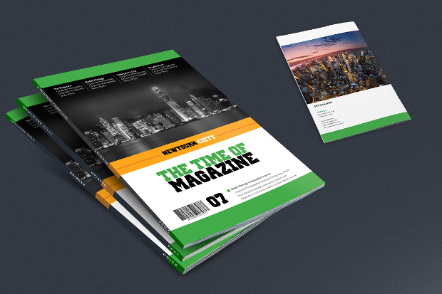 multipurpose architecture magazine design