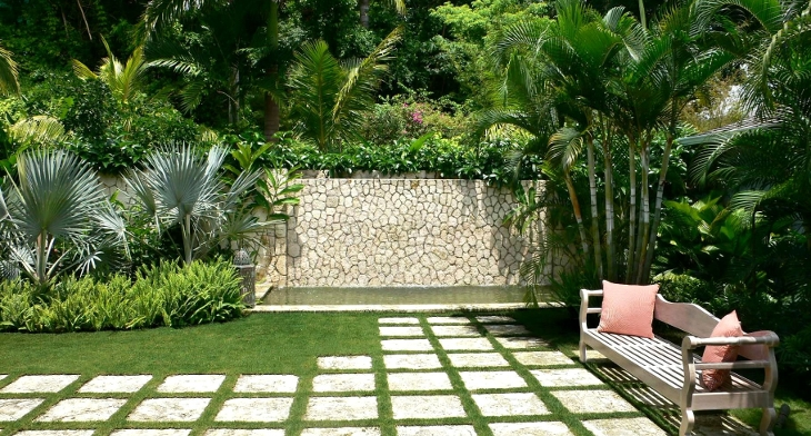 Asian Patio Designs