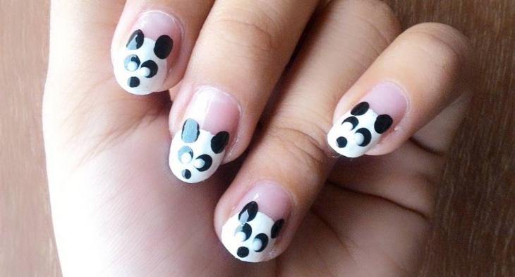 21+ Panda Nail Art Designs, Ideas | Design Trends - Premium PSD ...
