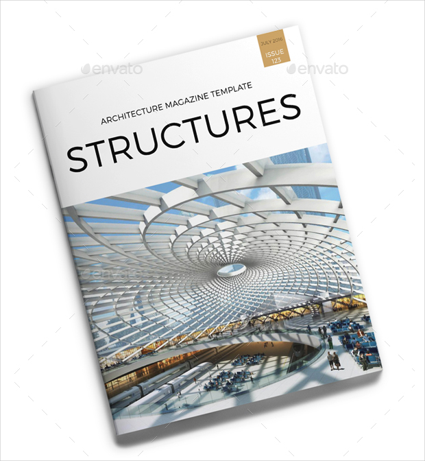 19 architecture design magazines free psd eps ai indesign download