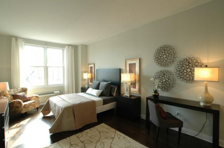 apartment bedroom wall decor