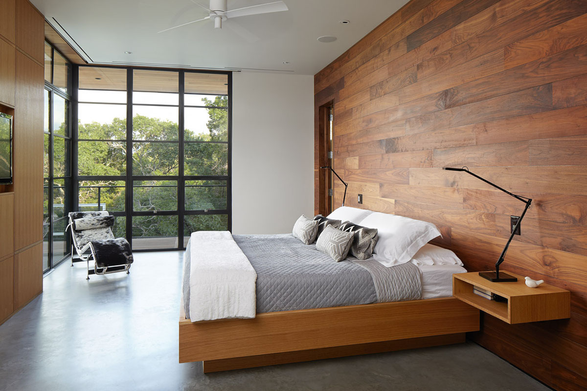 Modern Apartment Bedroom Design