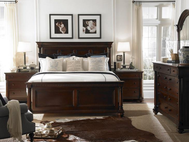 apartment bedroom furniture design