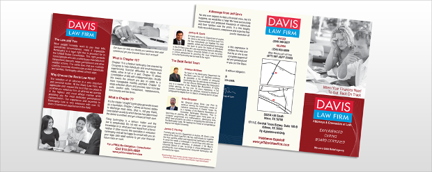 16 Law Firm Brochure Designs And Templates Design
