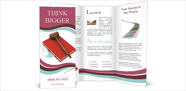 16 Law Firm Brochure Designs And Templates Design Trends