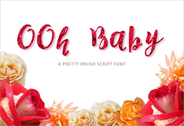 Baby Typeface Font