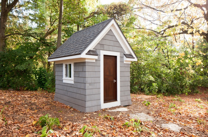 small storage sheds idea