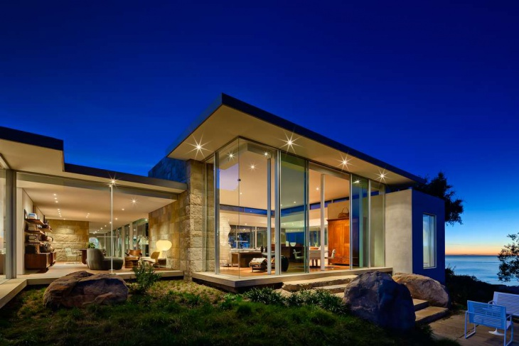 Stone and Glass House idea
