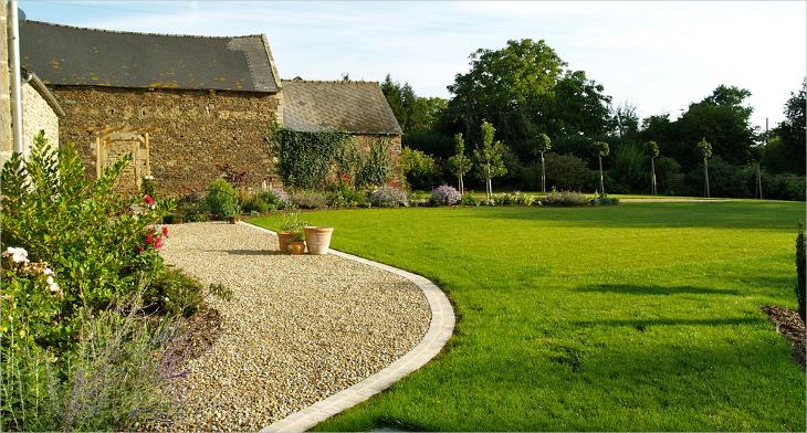 17+ Garden Edging Designs, Ideas | Design Trends - Premium PSD ...