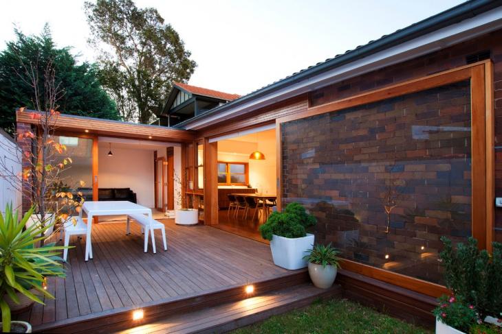 patio deck lighting design