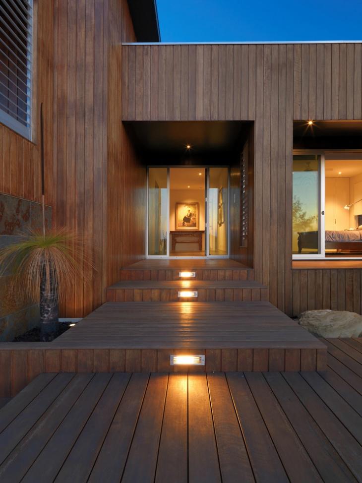 led deck light design