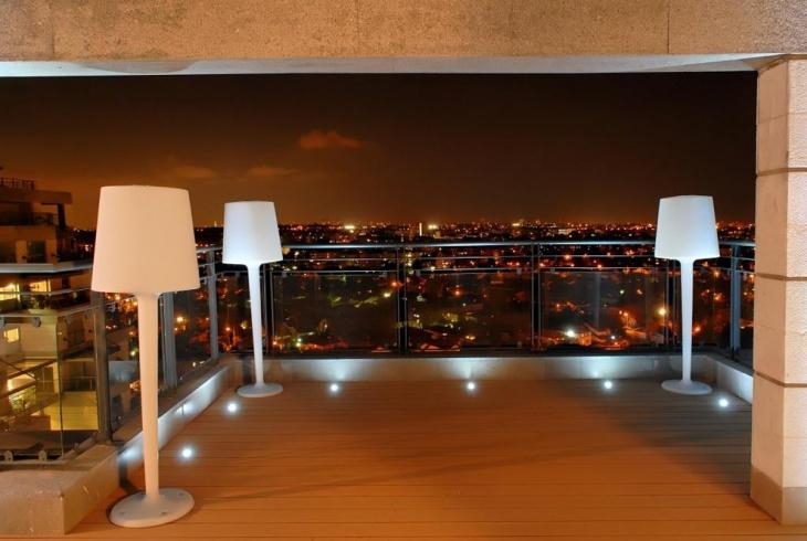 industrial deck light design