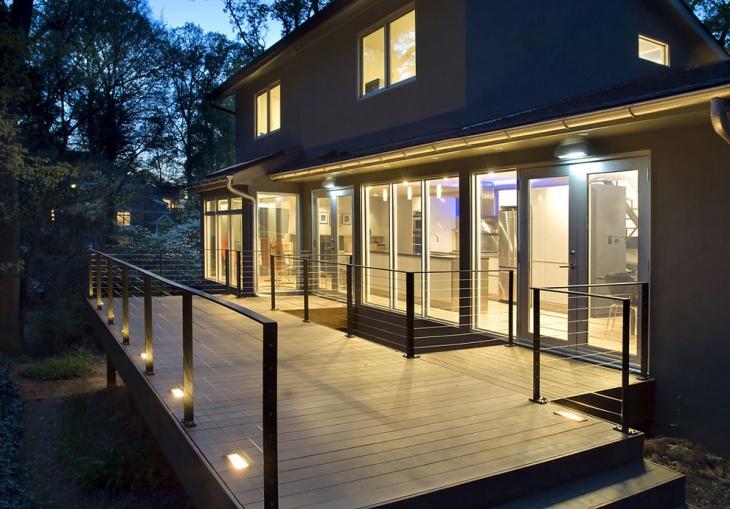 renovation of deck light design