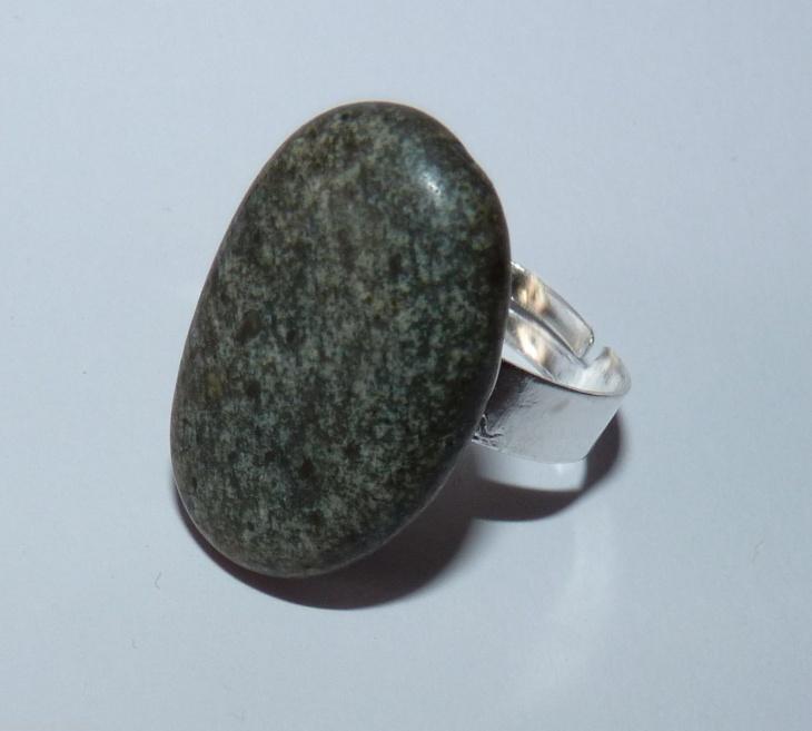Ocean Stone Boho Ring