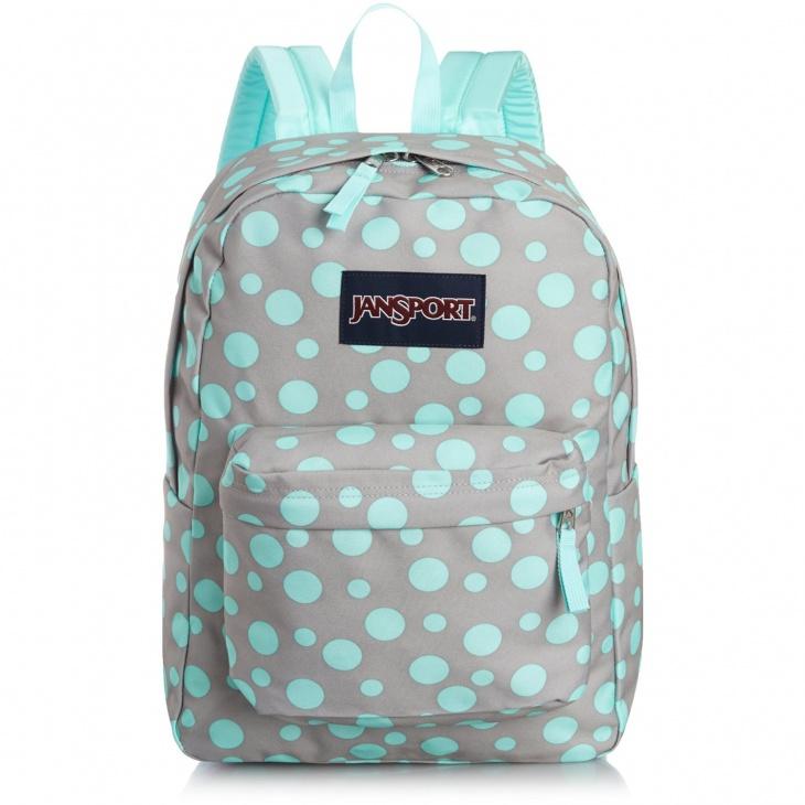 Jansport Polka Dot Backpack