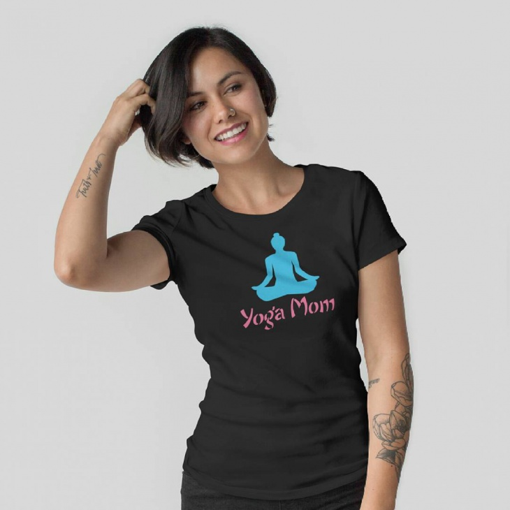 20 Yoga T Shirt Designs Ideas Models Design Trends Premium Psd Vector Downloads