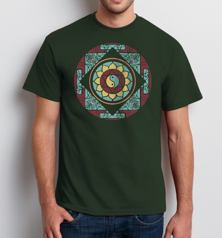 20 yoga t shirt designs ideas models design trends for Graphic designs for t shirts