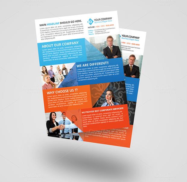 Multipurpose Corporate Agency Flyer