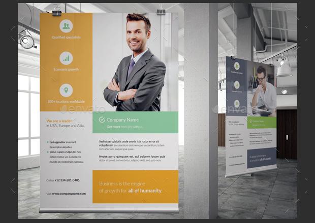Minimal Corporate Business Flyer