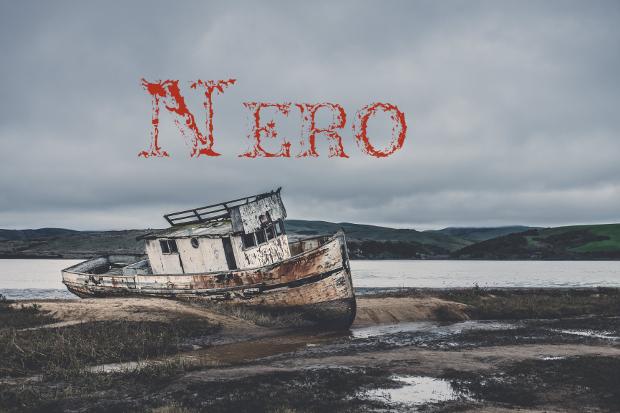 nero rustic font