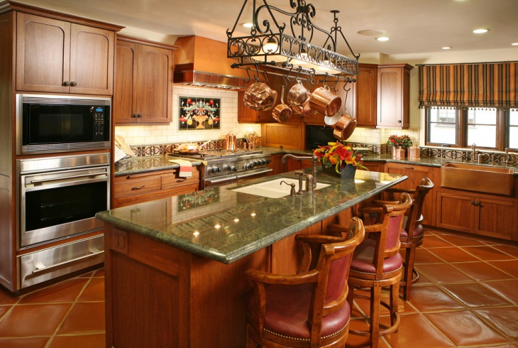 kitchen sink tiles design