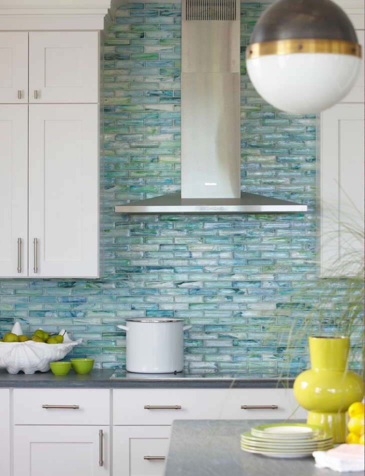 Mosaic Glass Tiles Design