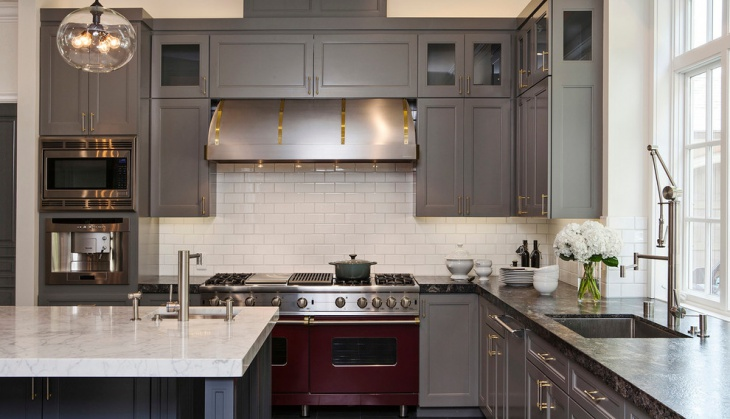 Subway Tiles Backsplash Design