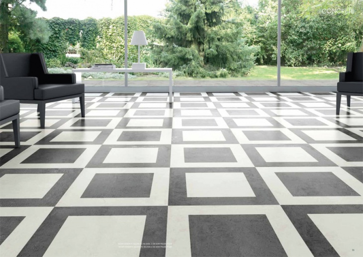 Decorative Porcelain Tiles Design