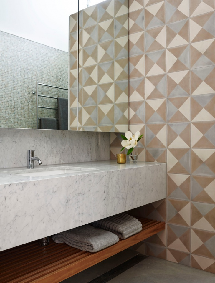 Geometric Pattern Tiles Design