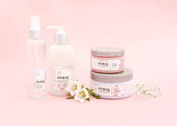 beauty products packaging design