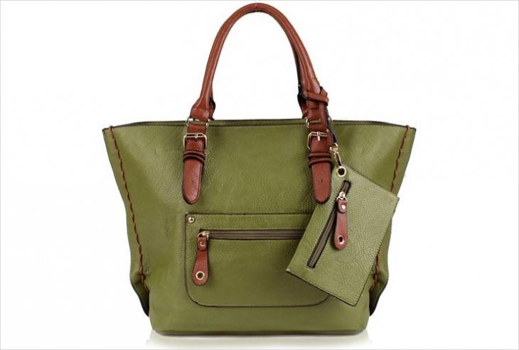 large tote handbag design