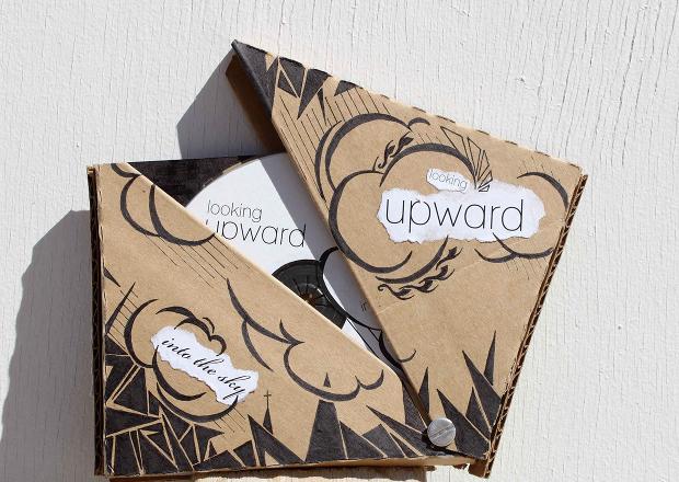 cardboard cd package design
