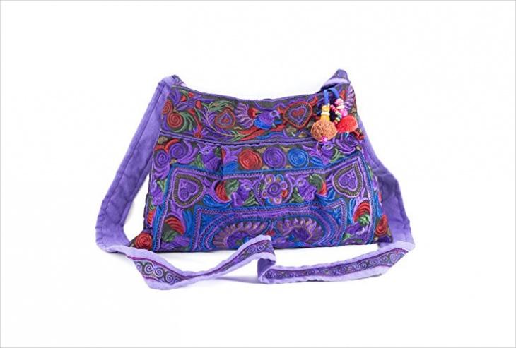 handmade fabric handbag design