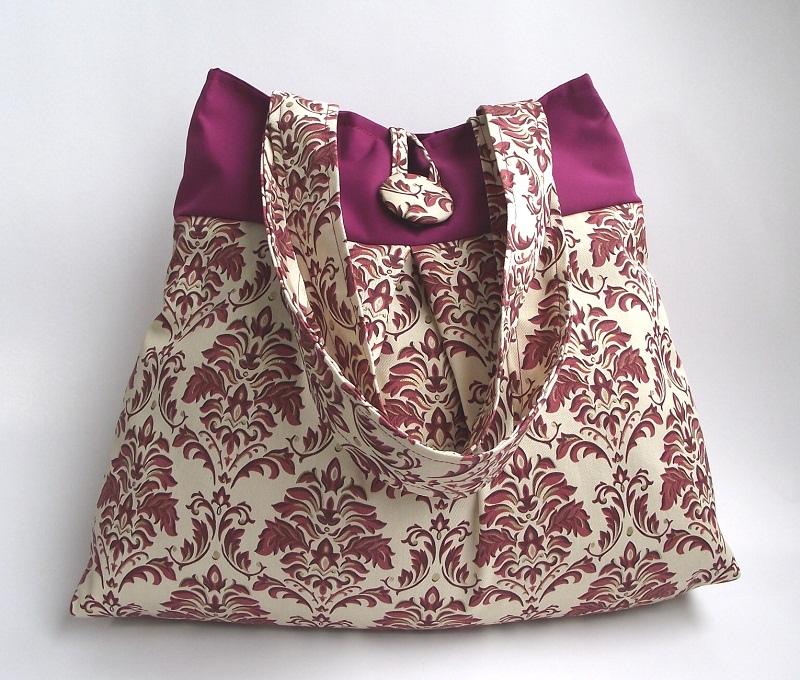 handmade hobo handbag