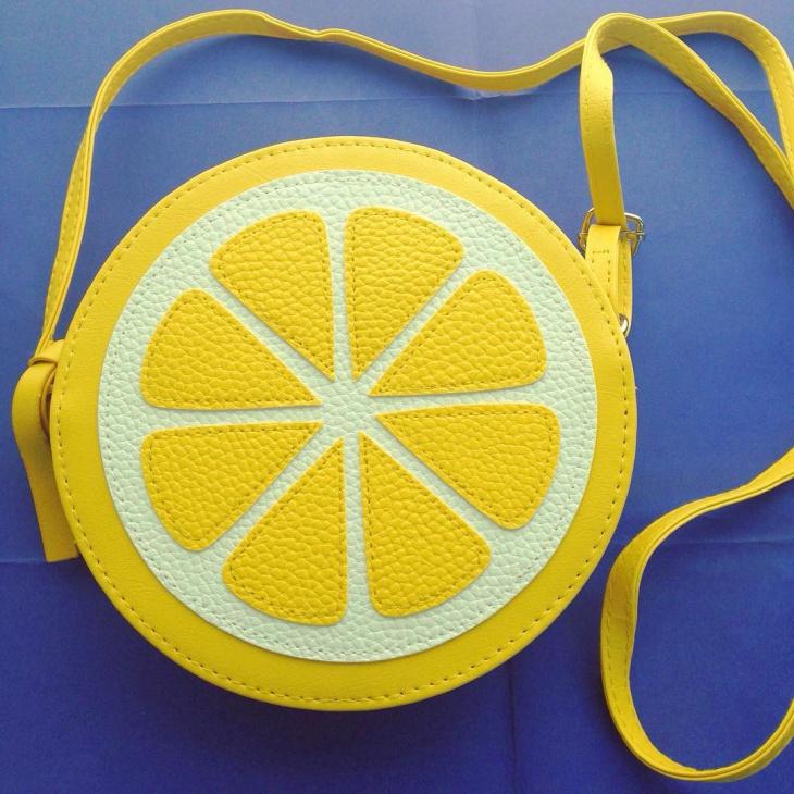 funny summer handbag design