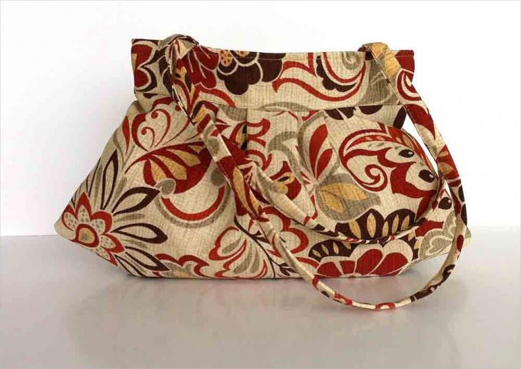 shoulder strap handbag design
