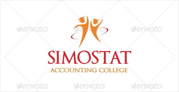 sismostat college logo template